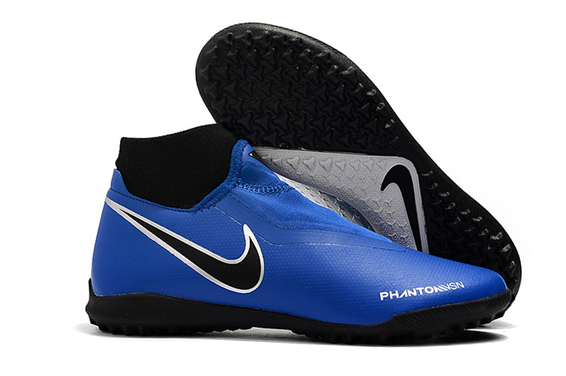 Сороконожки Nike Phantom Vision Elite DF TF blue