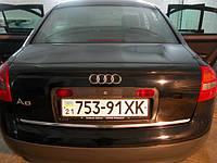 Спойлер Ауди А6 С5 (1998 - 2004) Сабля на багажник