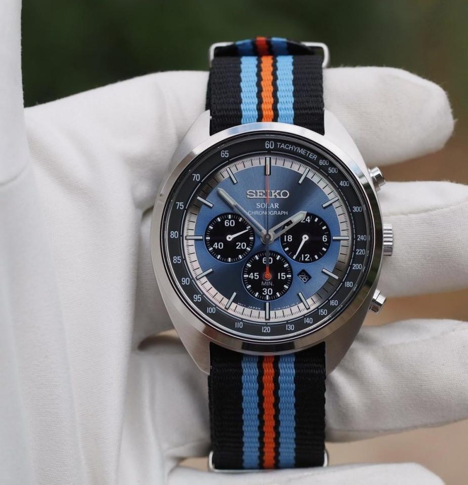 Часы Seiko Recraft SSC667 SOLAR V175