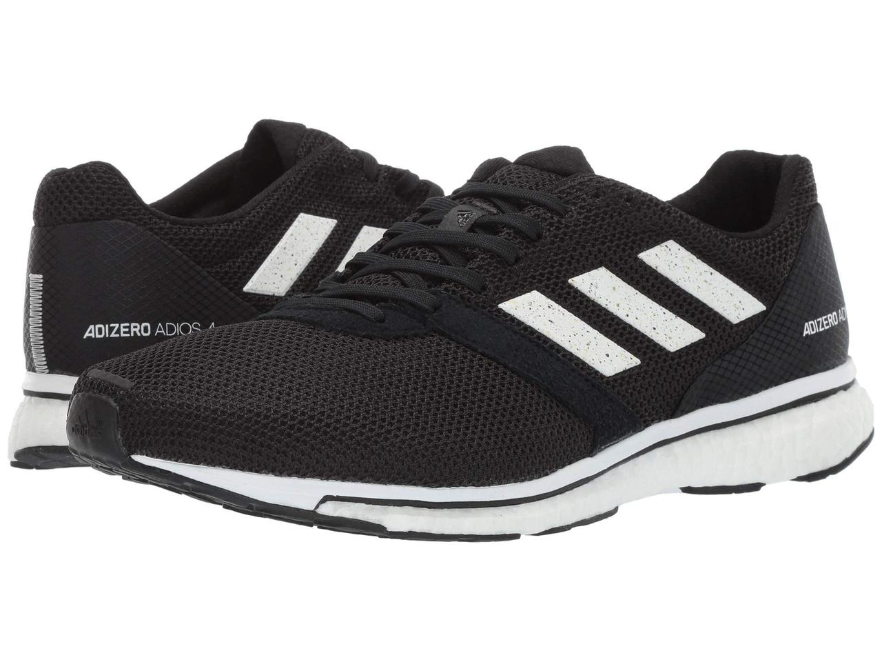 98fe2acb Кроссовки/Кеды (Оригинал) adidas Running Adizero Adios 4 Core  Black/Footwear White