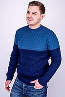 Мужской свитер TAIKO (Михаил) синий