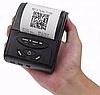 6 мес гарантия Принтер чеков Bluetooth Портативный JePod JP 5807LYA ( обновленная модель JP-5802LYA)