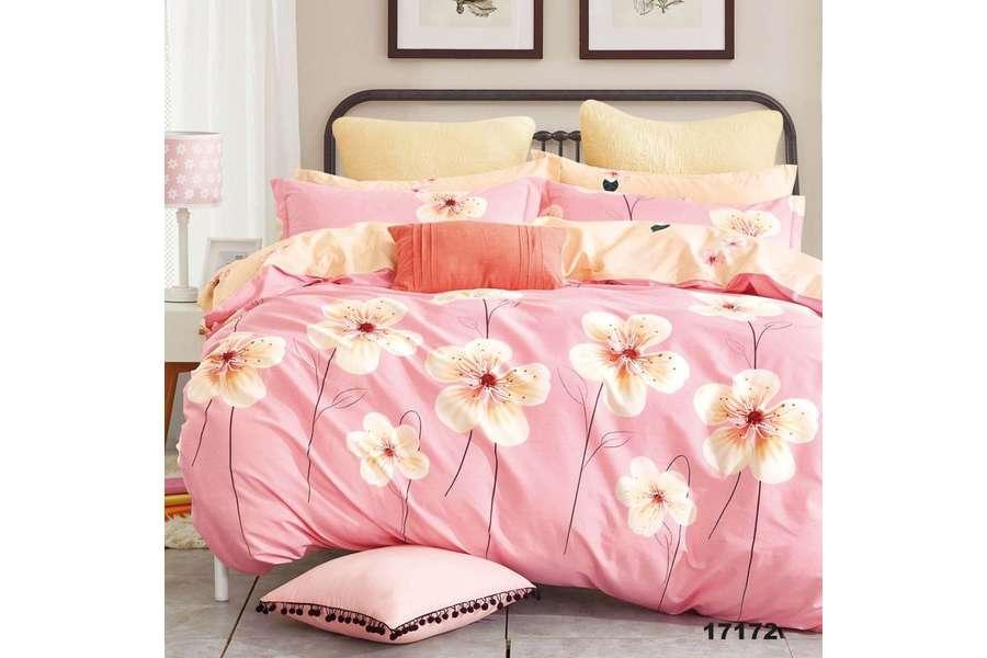 Комплект постельного белья двуспальный Вилюта ранфорс 17172