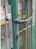 Металлические калитки и ворота