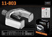 Съемник рулевой сошки L-45мм., W-27мм., m-0.9kg.,  NEO 11-803