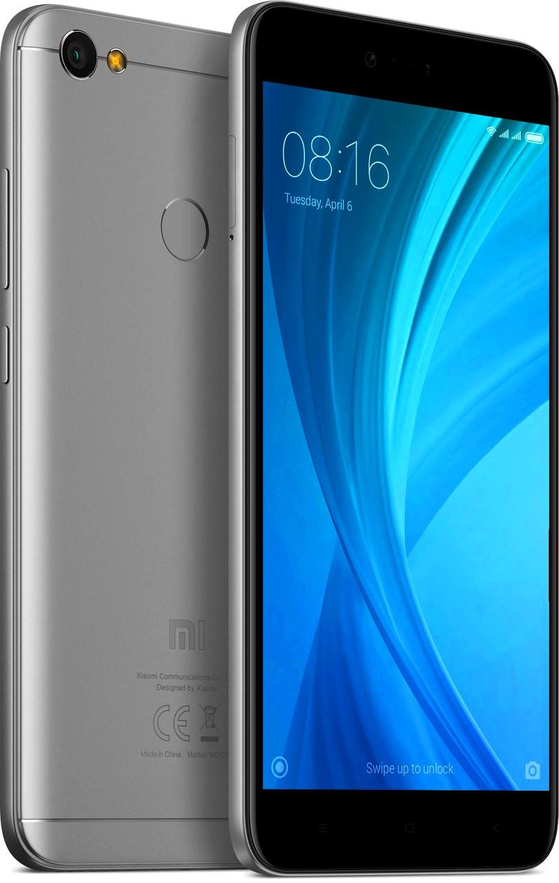 Смартфон Xiaomi Redmi Note 5A Prime 3/32Gb Grey 4G Global