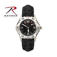 Часы Rothco с браслетом из паракорда (США)