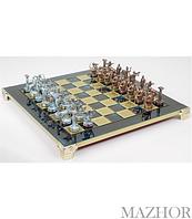 """Элитные шахматы Manopoulos """"Геркулес"""" S5BLU"""