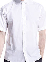 Мужские рубашки с коротким рукавом больших размеров