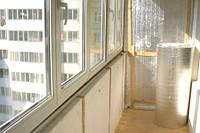 Утепление балконов и лоджий наружное. Утепление балконов пенопластом, ватой.