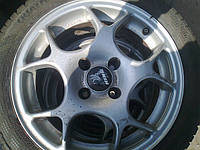 Легкосплавные диски 4х100 R15