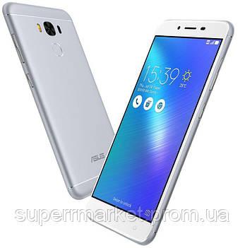 Смартфон Asus Zenfone 3 MAX ZC553KL 32GB  Серебристый, фото 2