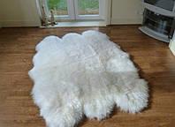 Ковер из 6-х овечьих шкур (овчины), фото 1