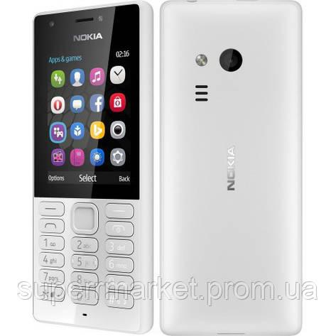 """Телефон Nokia 216 2,4"""" DS Серый, фото 2"""