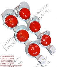 СС3/40LED - трехсекционный  светофор светодиодный троллейный, фото 2