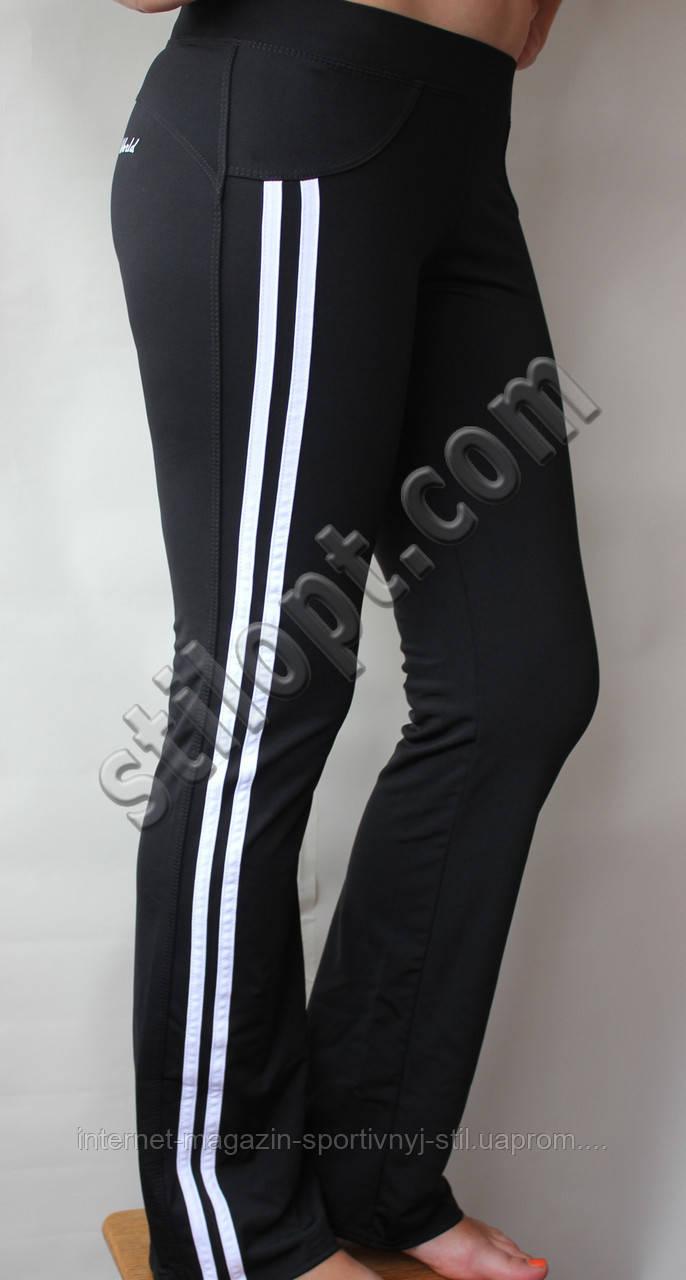 Брюки спортивные женские бифлекс, фото 1