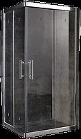 Душевой угол CRW хром/прозрачное FTA0140 80х80