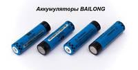 Аккумулятор BAILONG Li-ion 18650 4200mAh 3.7V 4 шт.