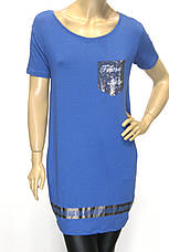 Футболка-туника женская, фото 2