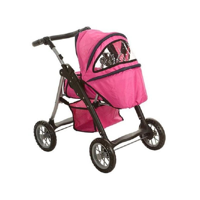 Детская коляска для кукол Melogo 9388 демисезонная