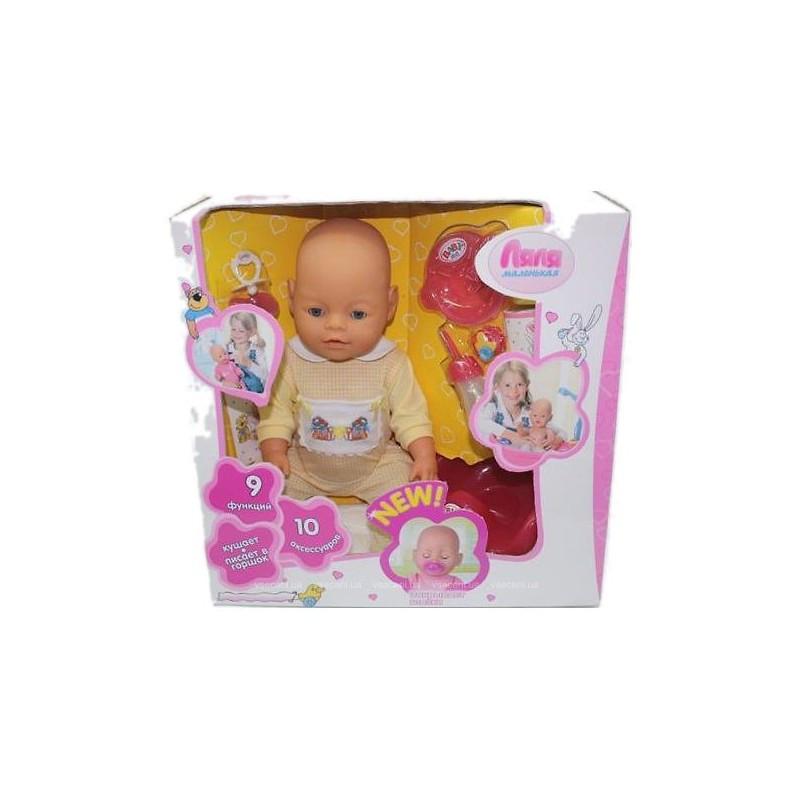 Кукла Пупс 8001 2 R 42см