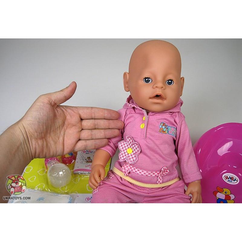 Кукла Пупс 8001 4 R 42см