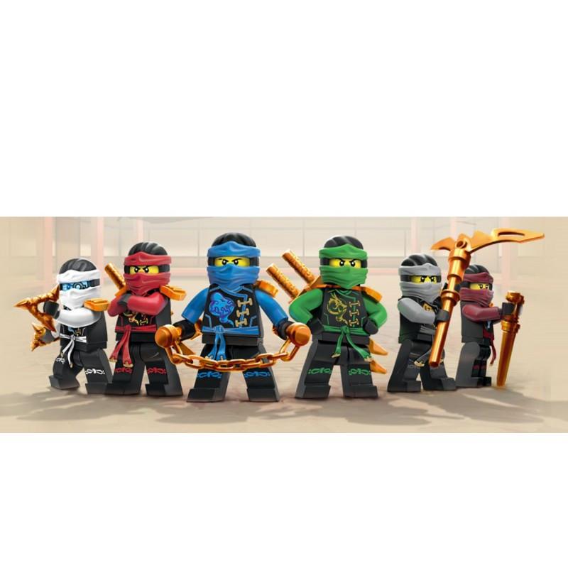 Подарочный набор 79060-K 15 героев Ninjago