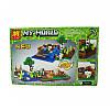 "Конструктор Minecraft ""Ферма с водопадом"" Lele 33184 267 деталей, фото 2"