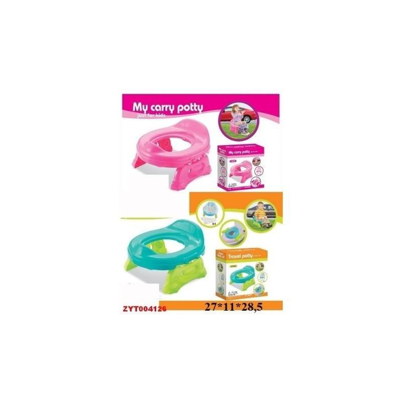 Дорожный горшок Baby Potty 8806/8808 два цвета