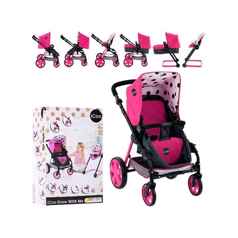 Детская коляска для кукол D-88842