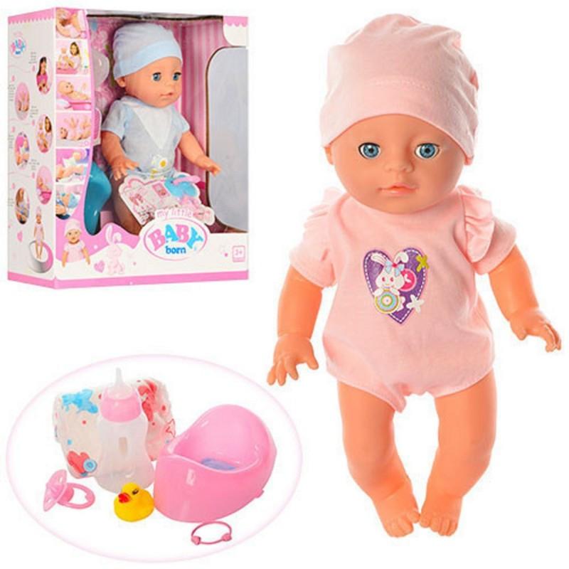 Детский пупсик Baby Born YL1712K-S 34 см