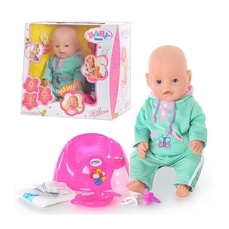 Кукла Пупс BB 8001 A 42 см