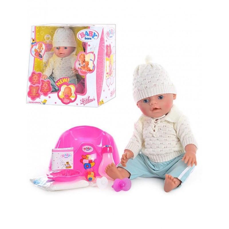 Кукла Пупс BB 8001 E 42 см