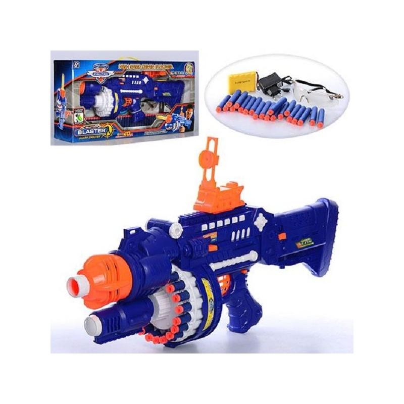 Бластер с поролоновыми пулями SB250 61см