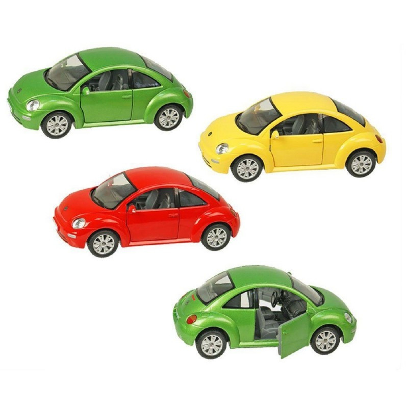Машина металлическая Volkswagen New Beetle KINSMART KT7003W