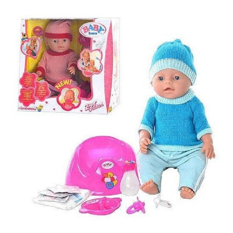 Кукла Пупс BB 8001 F 42 см