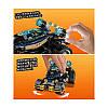 """Конструктор """"Самурай VXL"""" Bela Ninja 10582 453 деталей, фото 3"""