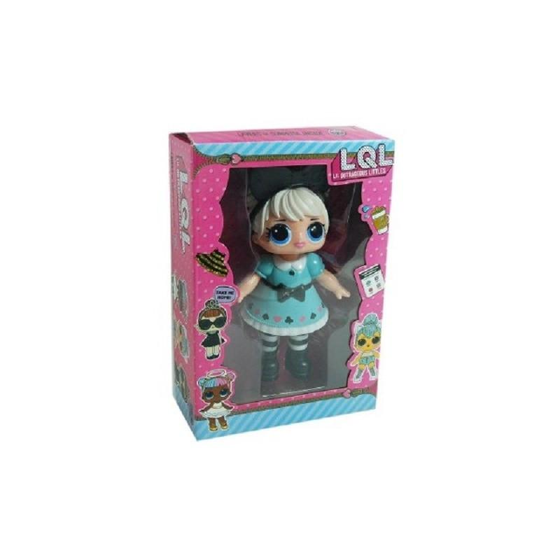 Кукла LOL JL 17201 4 вида 1 шт в коробке