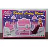Мебель для кукол Gloria 2317 Гостиная, фото 3