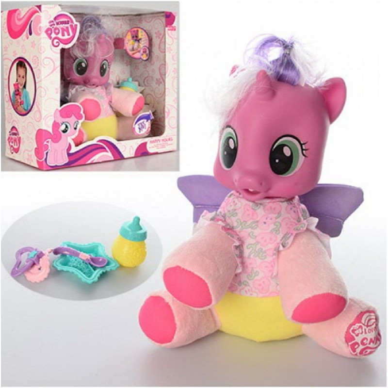 My little pony 20см 66228 мягкая