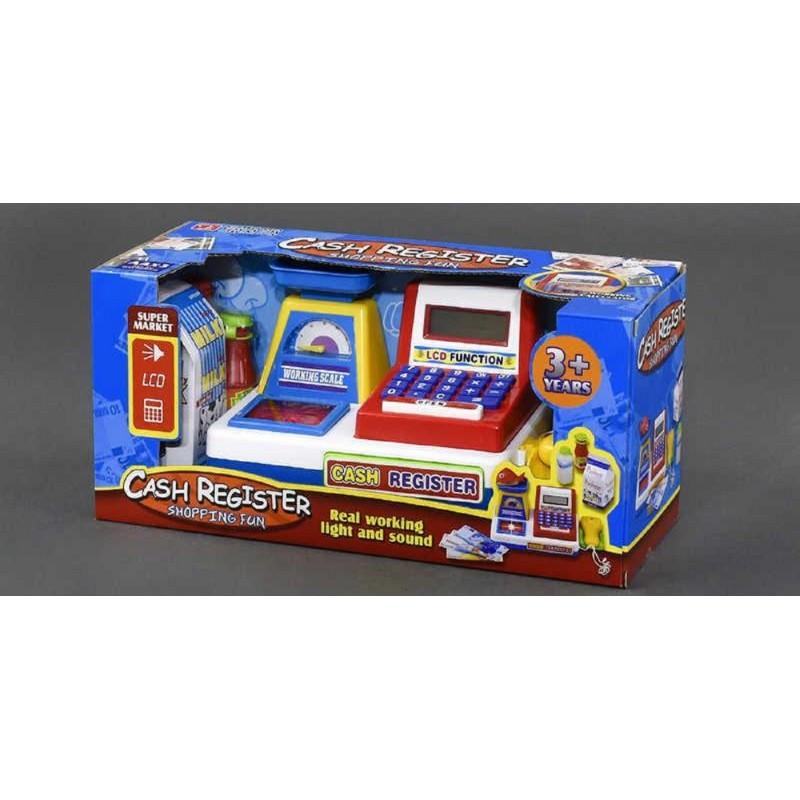 """Кассовый аппарат """"Cash Register"""" FS 34450 на батарейках"""