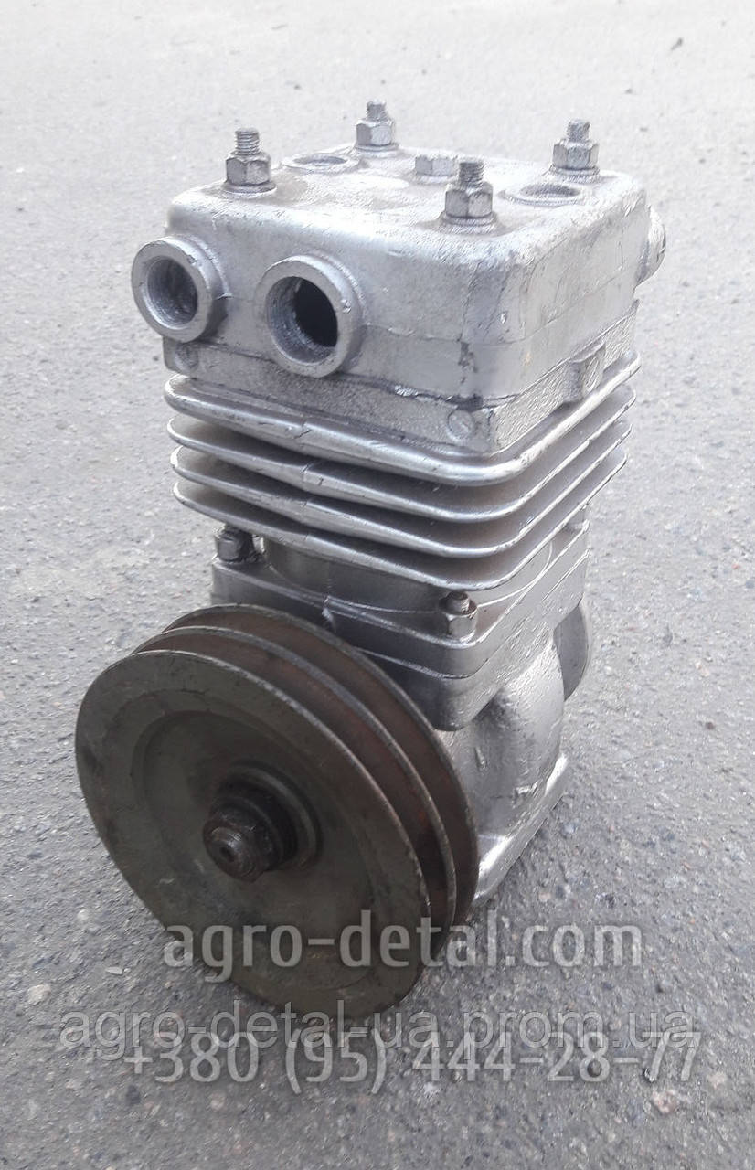 Компрессор воздушный А29.06.000 двигателя СМД-19Т трактора Х Т З-120, ХТЗ-121