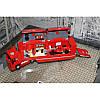 "Конструктор ""Speed Champions Ferrari F14 и грузовик-трейлер Scuderia Ferrari"" Lepin 21010 914 деталей, фото 3"