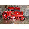 "Конструктор ""Speed Champions Ferrari F14 и грузовик-трейлер Scuderia Ferrari"" Lepin 21010 914 деталей, фото 5"