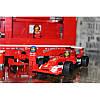 "Конструктор ""Speed Champions Ferrari F14 и грузовик-трейлер Scuderia Ferrari"" Lepin 21010 914 деталей, фото 6"