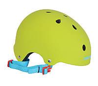 Защитный шлем для спорта Tempish Skillet X lucky желтого цвета