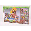 """Конструктор """"Фермерский коттедж"""" Minecraft 10813 560 деталей, фото 2"""