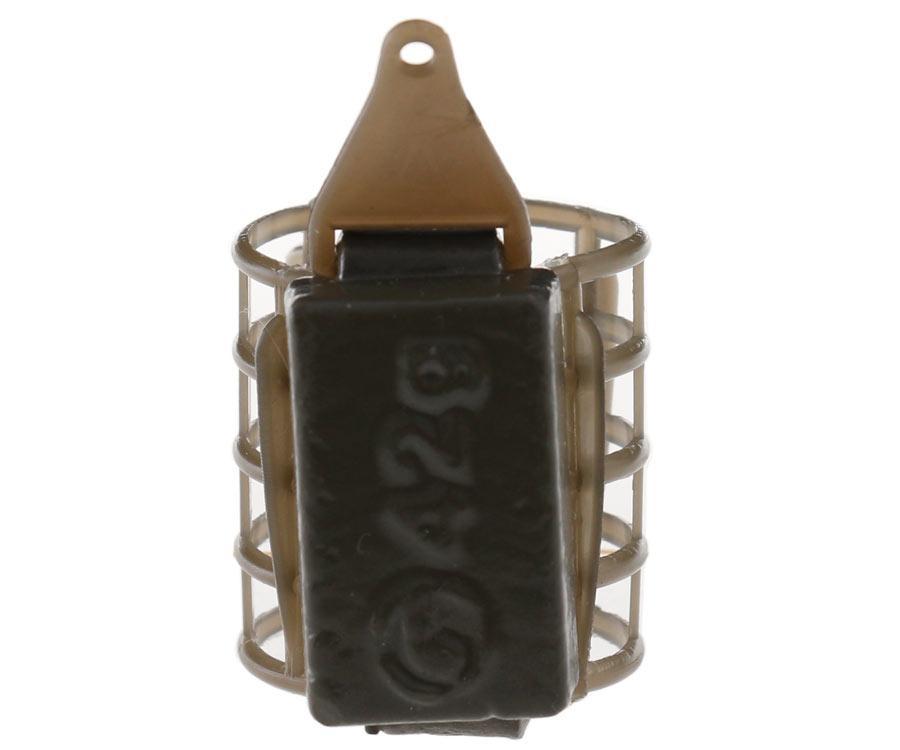 Кормушка Flagman пластиковая микросетка со стабилизатором XS 42 г
