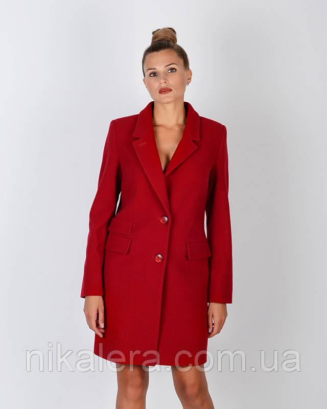 Пальто женское Честрефилд  рр 42-48
