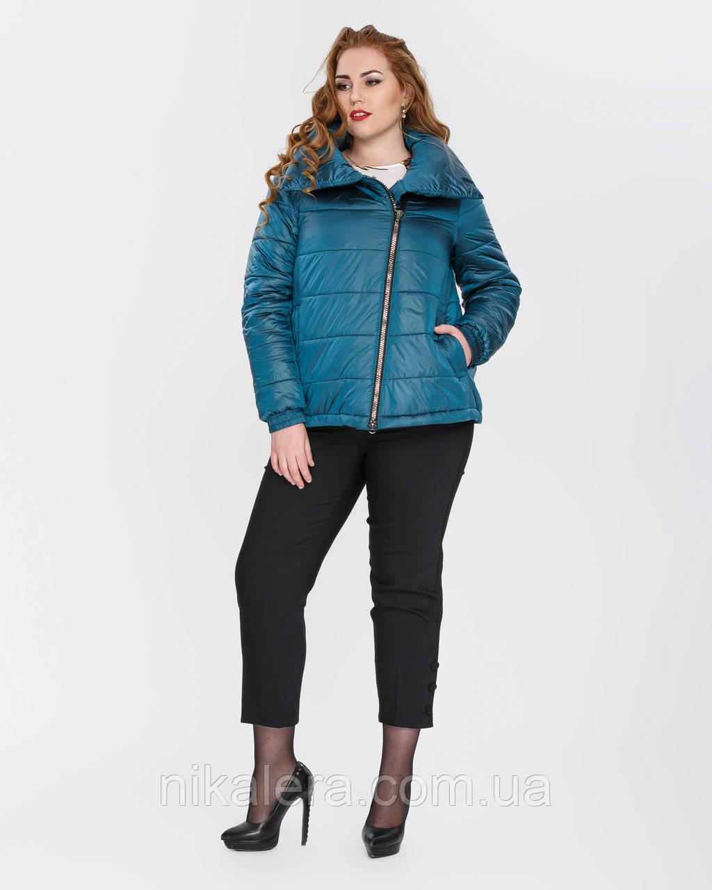 Куртка короткая   рр 42-52